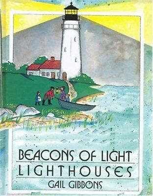 Beacons of Light by Gibbons, Gail Book The Cheap Fast Free Post