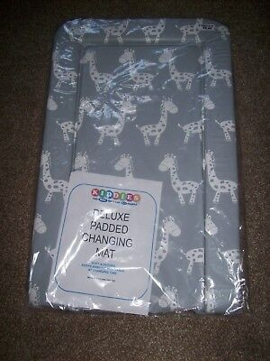 Brand New Deluxe Padded Baby Changing Mat