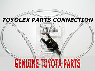 New Genuine Toyota / Lexus Air Control Valve Assy 17630-16040