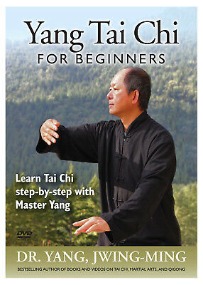 Yang Tai Chi for Beginners - Learn Tai Chi step by step with Master Yang