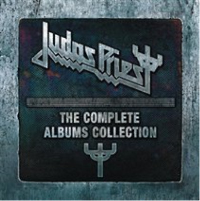Judas Priest-The Complete Albums Collection CD / Box Set NEW
