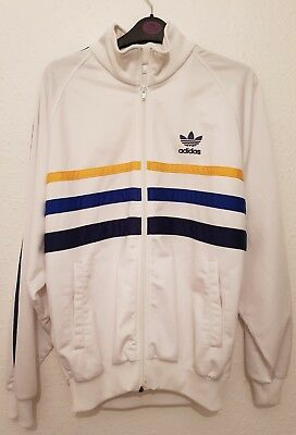 vintage ADIDAS first 1st tracksuit top jacket S / M