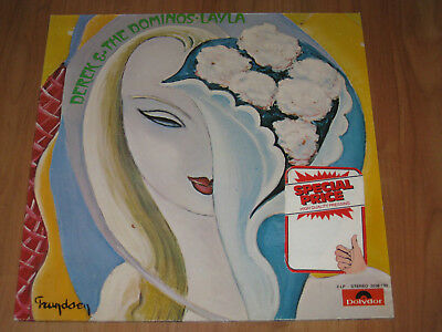 Derek & The Dominos - Layla and other assorted love songs 2er LP 1970   (20)