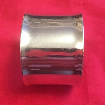 Vintage Silver Plated Napkin Ring c.1960's