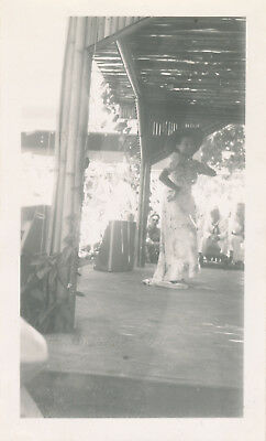 WWII 1940s Hula Girls, Hula show for Sailors Maui Hawaii photo #4