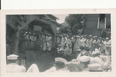 WWII 1940s Hula Girls, Hula show for Sailors Maui Hawaii photo #5