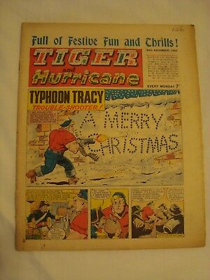 Tiger and Hurricane Comic (1966) CHRISTMAS Issue