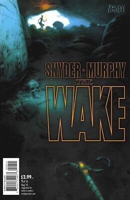 The Wake #9 (NM) `14 Snyder/ Murphy