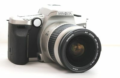 MINOLTA Dynax 5 SLR Camera With Minolta 28-80mm Lens - F17