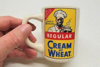 Black Americana Cream Of Wheat Cup By Nabisco