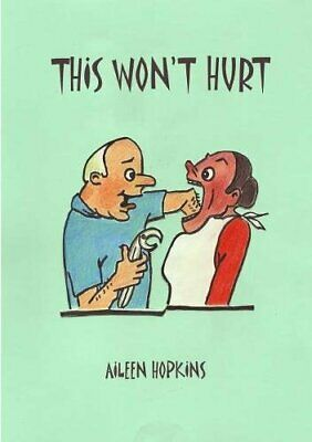 THIS WON'T HURT by Hopkins, Aileen Book The Cheap Fast Free Post