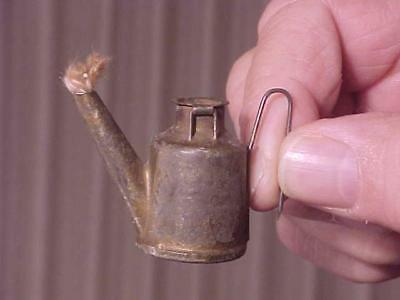 Mini Sample Miners Tea Pot Lamp