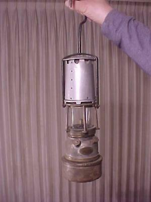 Unusual ARRAS ALUMINUM AND METAL Carbide Miners Safety Lamp