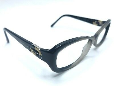 9fec413b14ca BVLGARI Women s Eyeglass Frames 4065-B 5209 52-16mm Black Grey FRAME ONLY