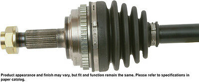 FRONT LEFT & RIGHT CV DRIVE AXLE SHAFT ASSEMBLY For HONDA CR