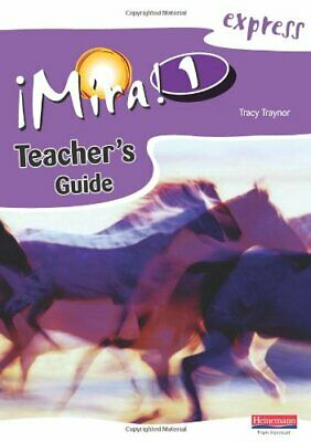Mira Express 1 Teacher's Guide by Traynor, Tracy Mixed media product Book The