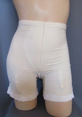 Vintage Long Leg I Can't Believe It's A Girdle With Garters Large