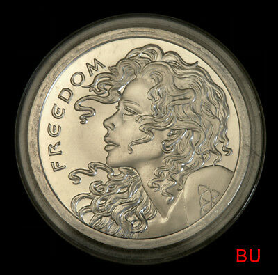 2013 Freedom Girl 5 oz. BU - Only 100 Minted! Very Rare! SBSS Silver Shield