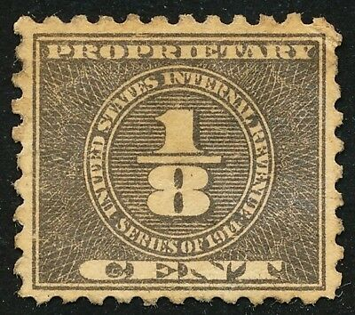 Dr Jim Stamps Us Scott Rb44 1/8C Proprietary Used No Reserve Free Shipping