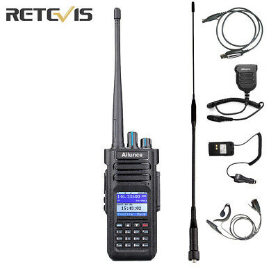 Ailunce HD1 DMR IP67+USB+Battery Eliminator+Car Charger Cable+Antenna+Earpiece