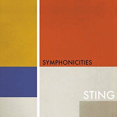 Sting - Symphonicities - Sting CD MUVG The Cheap Fast Free Post The Cheap Fast