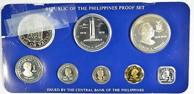 1978 Republic of the Philippines Proof Set (b496.10)
