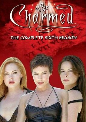 Charmed - The Complete Sixth Season (Boxset) (Dvd)