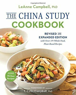 The China Study Cookbook by LeAnne Campbell (eBooks, 2018)