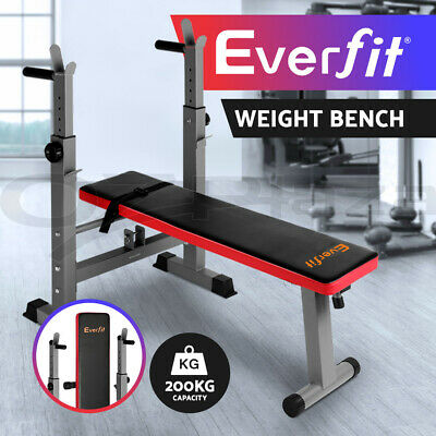 【20%OFF】 Multi-Station Weight Bench Press Fitness Weights Equipment Incline Gym