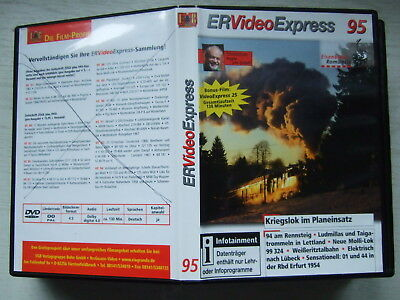 ER Video Express 95---Kriegslok im Planeinsatz
