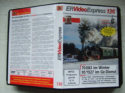 ER Video Express 136---70083 im Winter