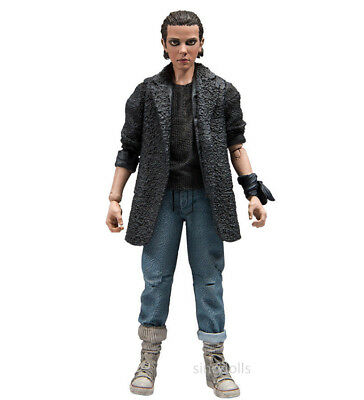 "rare Stranger Things Series 3 Punk Eleven 7"" Figure McFarlane toy"
