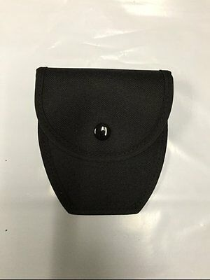 Police Detective Law Enforcement Security Nylon Handcuff Holder Case Belt Loop