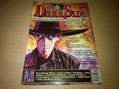 The Dark Side Horror Magazine Issue 13 October 1991