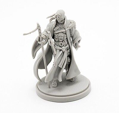 █ 30mm Resin kingdom death Silence Male Unpainted Unassembled WH324