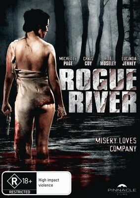 Rogue River = NEW DVD R4