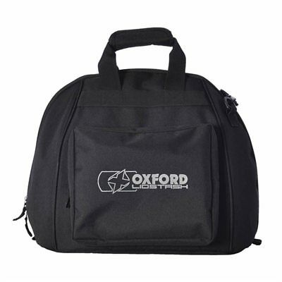 *NEW* Oxford Water Resistant Lidstash / Helmet Bag - Black