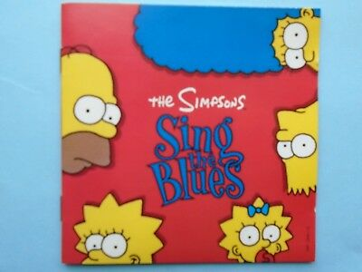 The Simpsons - Sing The Blues (CD 1990)