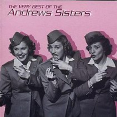 The Andrews Sisters-The Very Best of the Andrews Sisters CD NEW