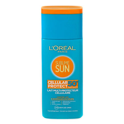 L'Oreal Sublime Sun Cream SPF50 200ml