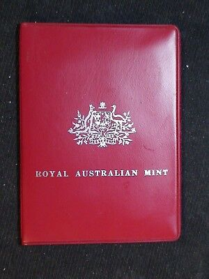 1970 SIX COIN AUSTRALIA Mint Set ROYAL AUSTRALIAN MINT PACKAGING Starts At .99!