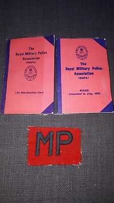 MP cloth Badge And RMP Association Rules