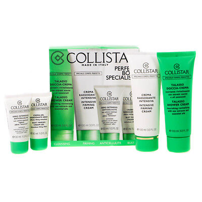Collistar Body Care Firming Cream 100ml Set