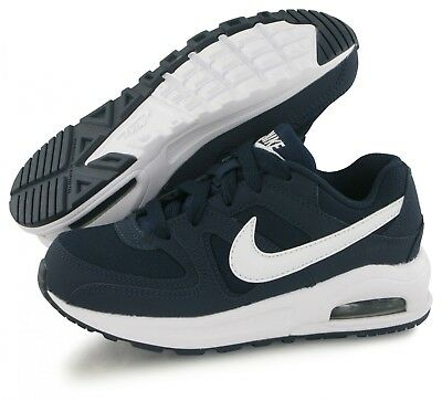 a0e2c3017ac6c Nike Air Max Command Leather Kid s Boys Sports Shoes Trainers Size UK 1 13  2.5