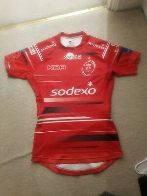 d7c50d9a17f BRITISH ARMY RUGBY Shirt. Remembrance Edition, Large, Never Worn ...