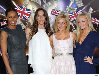 Spice Girls Etihad Manchester Friday 31st May 2 x standing tickets