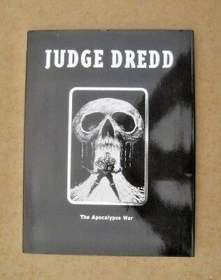 'Judge Dredd: The Apocalypse War' - Wagner / Grant / Ezquerra - 2003 Titan