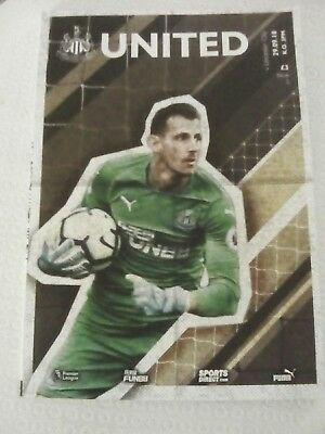 Newcastle United v Leicester City 2018/19