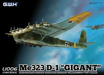 "Great Wall Hobby 1:144 L1006 Me 323 D-1 ""GIGANT"" - NEU!"