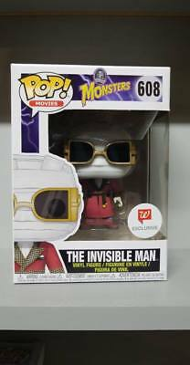 Funko POP! Vinyl POP! Movies Monster The Invisible Man Walgreens Exclusive #608